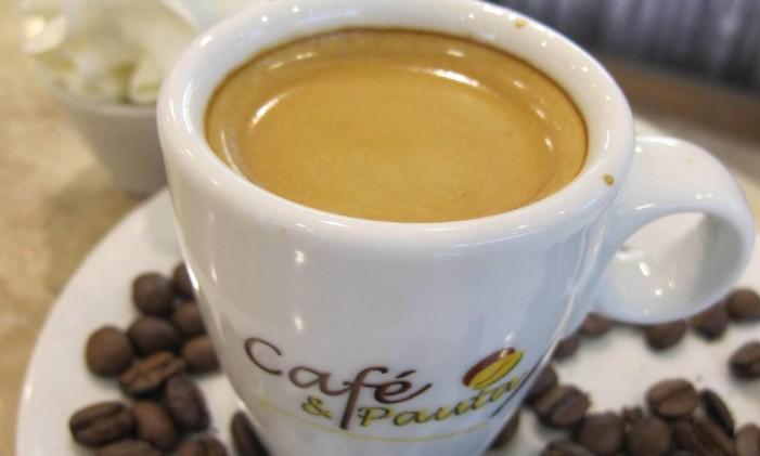 Café para concentrar Foto: Nathália Marsal / Divulgação