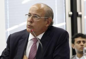 Otavio Azevedo, presidente da Andrade Gutierrez Foto: Laura Marques / Arquivo O Globo