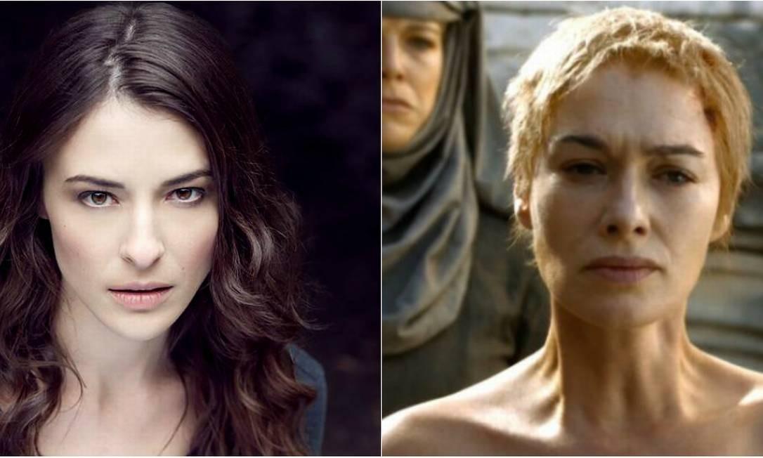 Manter cenas de nudez de Cercei de Game of Thrones