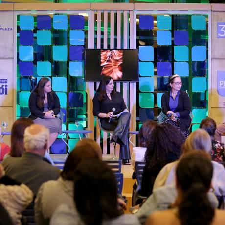Segunda edição do Terça Mais PlazaEvento NI - Evento Terça Mais Plaza discute dicas para viagens Foto: Eduardo Garcia Uzal