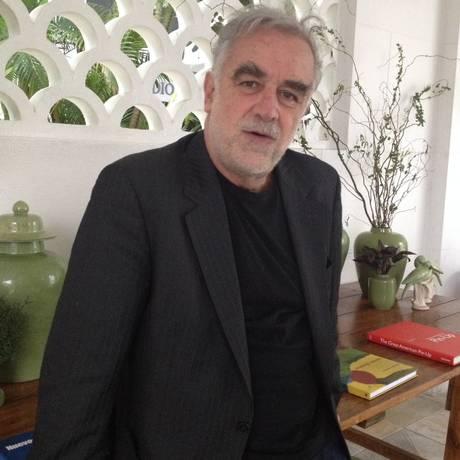 O jurista argentino Luis Moreno Ocampo, ex-procurador do Tribunal Penal Internacional Foto: Marina Gonçalves