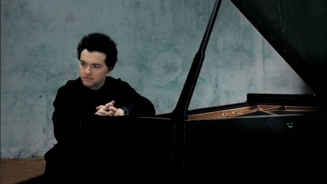 O pianista russo Evgeny Kissin Foto: Divulgação