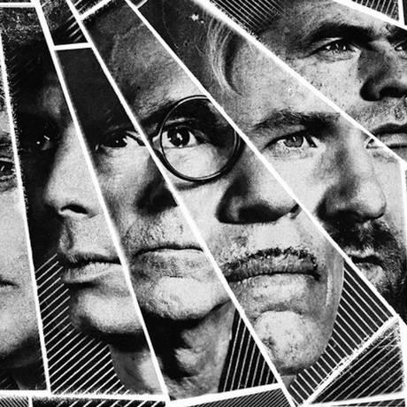 Capa do álbum 'FFS, do grupo FFS (Franz Ferdinand + Sparks) Foto: Reprodução