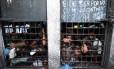 Unidades prisional de Sergipe: superlotação.