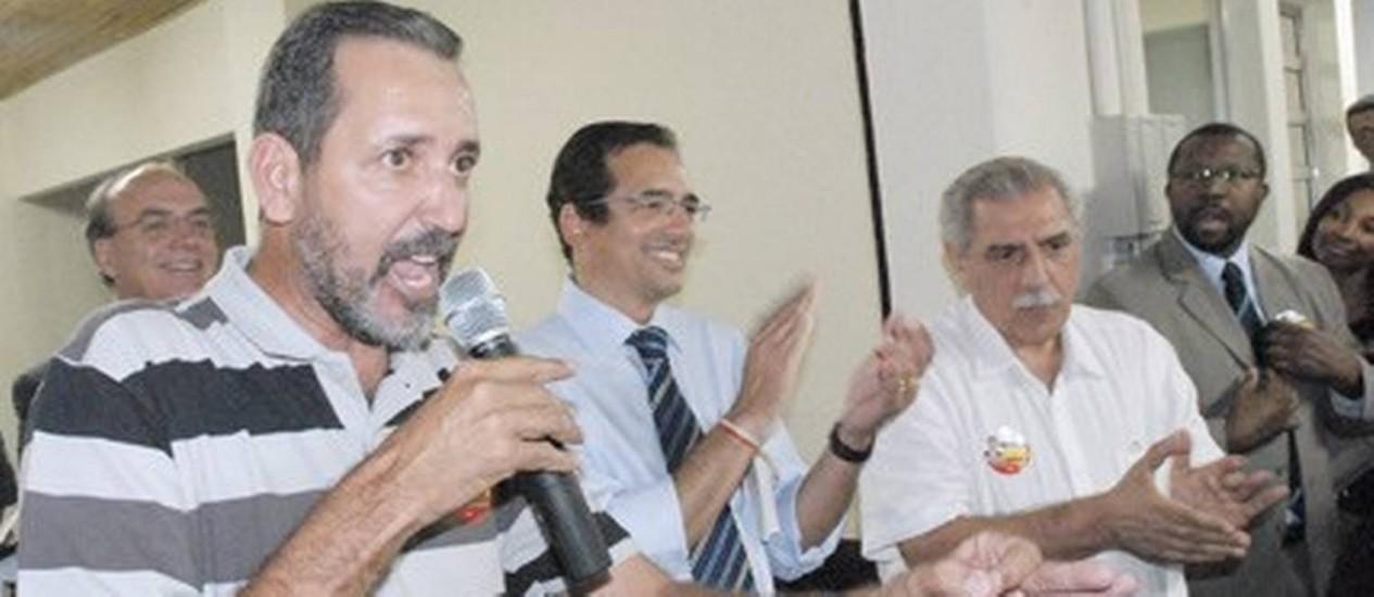 O dirigente nacional da FNL, José Rainha Foto: Divulgação/26-7-2010