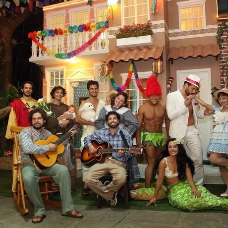 Evento na Fundação Cesgranrio terá representantes vivos de figuras folclóricas e shows de repentistas Foto: Jose Renato Antunes / Divulgação