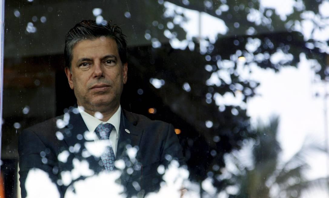 RI - Rio de Janeiro - 18/06/2015 - Conte Algo. Rodrigo da Cunha Pereira, presidente do Instituto Brasileiro de Direito de Família. Foto: Marcelo Carnaval/ Agência O Globo Foto: Marcelo Carnaval / Agência O Globo