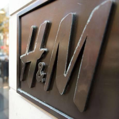 Uma loga da marca no centro de Londres Foto: LEON NEAL / AFP