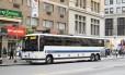 Em Nova York, aplicativo permite fretar ônibus coletivamente