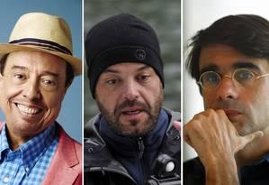 Sergio Mendes, Adriano Goldman e João Moreira Salles convidados para votar no Oscar Foto: Arquivo