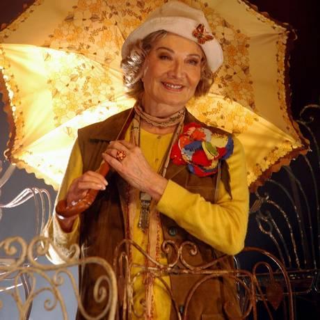 Glória interpreta Maude desde 2007 Foto: Divulgação / Divulgação