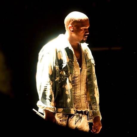 Kanye West enfrentou um fã invasor no seu show Foto: Reuters