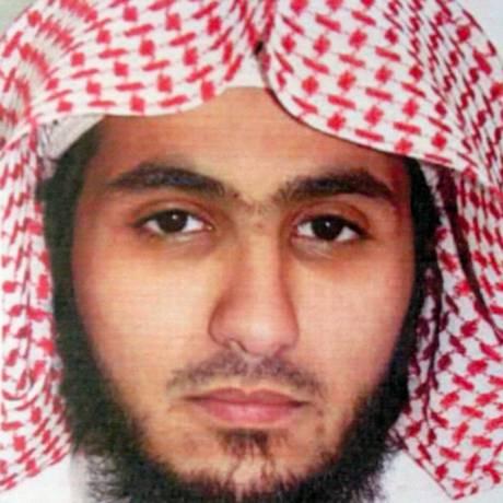 Fahad Suleiman Abdulmohsen al-Gabbaa foi apontada pelas autoridades do Kuwair como o autor de ataque colntra mesquita na sexta-feira Foto: uncredited / AP
