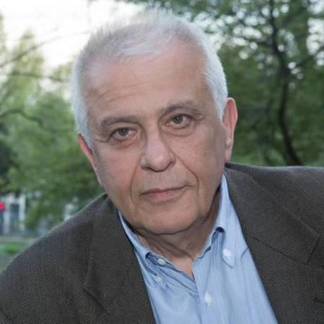 Theodoros Paraskevopoulos, assessor econômico do Syriza Foto: Divulgação