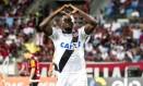 Riascos comemora o gol da vitória do Vasco sobre o Flamengo Foto: Divulgação / Vasco