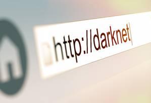 Redes anônimas protegem identidade de vendedores e compradores em mercados ilegais Foto: Dollar Photo Club
