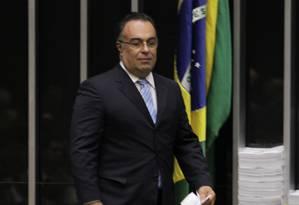 Ex-deputado federal André Vargas Foto: Ailton de Freitas / Agência O Globo