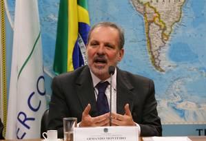 Sem espaço. Monteiro diz que, com ajuste fiscal, não há muita margem para políticas de estímulo Foto: Ailton de Freitas / Ailton de Freitas/25-6-2015