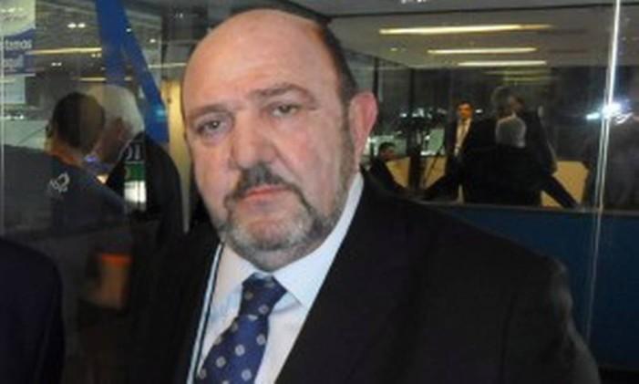 O presidente da UTC, Ricardo Pessoa Foto: Reprodução / Agência O Globo