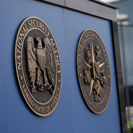 Corte americana permite que NSA guarde arquivos de ligações telefônicas temporariamente Foto: Patrick Semansky / AP