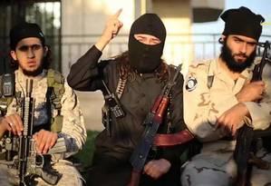 Jihadistas agora apontaram o foco para Gaza Foto: Reprodução