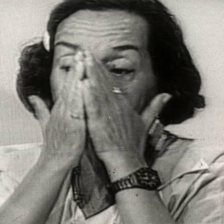 A economista Maria da Conceição Tavares, em 1986, foi às lágrimas durante a implantação do Plano Cruzado