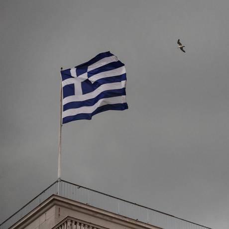 FMI não menciona 'calote'. Para o Fundo, Grécia está, a partir de agora, em 'atraso'. Termo sutil é favorável ao país Foto: Yorgos Karahalis / Bloomberg