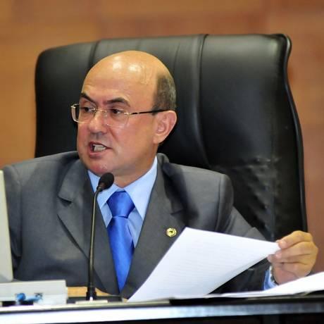 José Riva, ex-presidente da Assembleia de Mato Grosso Foto: Divulgação