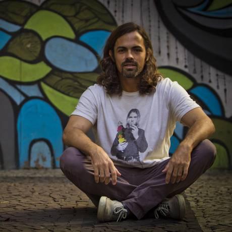 Dono da Filmes Ibiza, em Copacabana, Doug tentará financiamento pela Lei do Audiovisual Foto: Agência O Globo / Guilherme Leporace