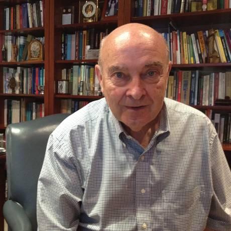 Domingo Cavallo, ex-ministro da Economia da Argentina Foto: Janaina Figueiredo/31-1-2014