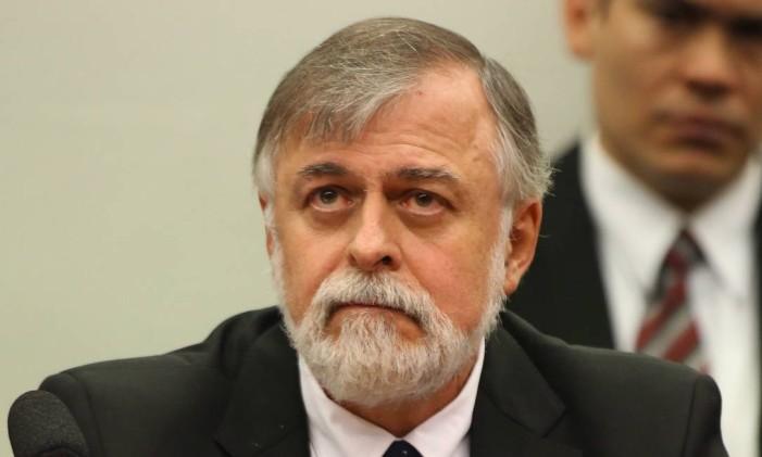 O ex-diretor da Petrobras Paulo Roberto Costa Foto: Ailton de Freitas/5-5-2015 / Agência O Globo