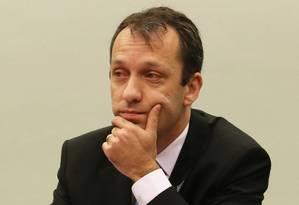 O delegado e ex-diretor de inteligência da PF, José Alberto Freitas Iegas Foto: Ailton de Freitas / Agência O Globo
