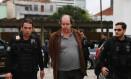 O ex-diretor da área Internacional da Petrobras Jorge Luiz Zelada foi preso da 15ª fase da Operação Lava-Jato Foto: Geraldo Bubniak / Agência O Globo