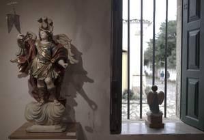 Museu de Arte Sacra de Paraty Foto: Gustavo Stephan / Agência O Globo