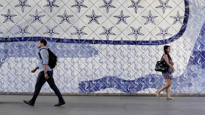 Capanema. Provável sede do 'Labic' Foto: Gustavo Miranda / Agência O Globo