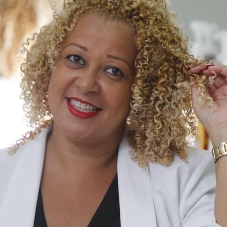 Vera dá a dica para quem quer ter um cabelo hidratado: tratamento Super-Relaxante e manutenção em casa Foto: Felipe Hanower/ Agência O Globo