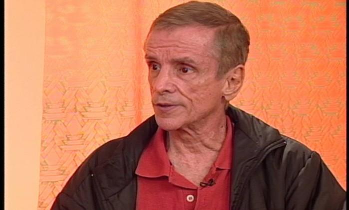 O professor e coreógrafo Carlos Moraes em 2004 - Reprodução/Instituto de Radiodifusão Educativa da Bahia - Carlos-Moraes-3