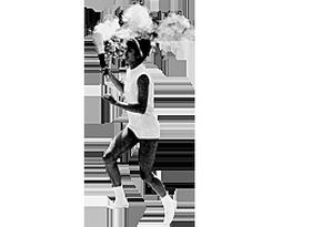 Tocha dos Jogos de 1968 teve vários modelos. Foto: Divulgação