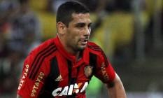 Diego Souza foi um dos destaques do Sport no Campeonato Brasileiro Foto: Cezar Loureiro/7-6-2015