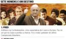 Arte: Giordano Bruno e Nel Figueiredo Foto: Fotos de arquivo / Agência O Globo