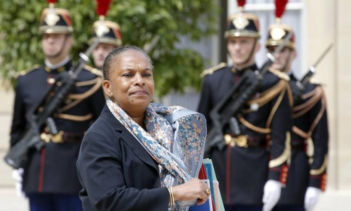 Christiane Taubira ; la ministre qui énerve les beaufs incultes