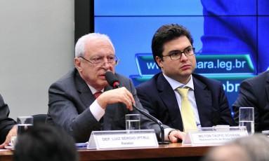 Milton Toufic Schahin na Câmara dos Deputados Foto: Agência Câmara / Arquivo/ Zeca Ribeiro