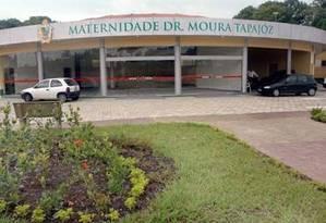 Maternidade em Manaus está credenciada, mas não realizou nenhum aborto Foto: Divulgação Prefeitura de Manaus