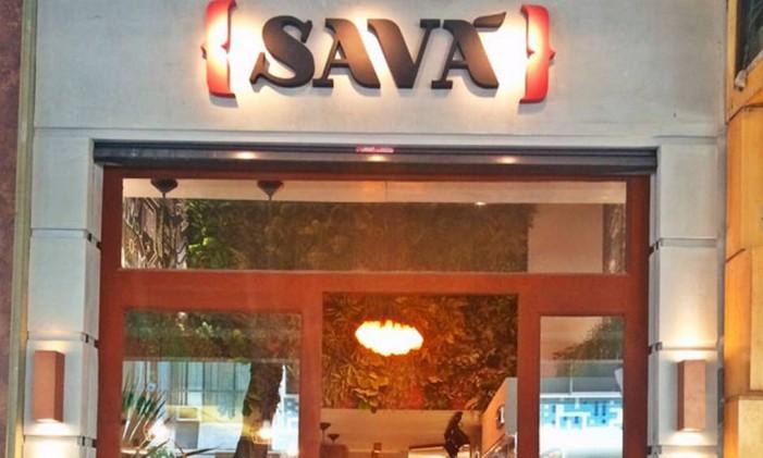 Savá, em Ipanema Foto: Divulgação