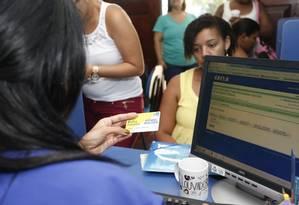 """Para AGU, decisão de manter pagamento do Bolsa Família foi da Caixa, para evitar """"caos"""" Foto: Douglas Macedo/divulgação"""