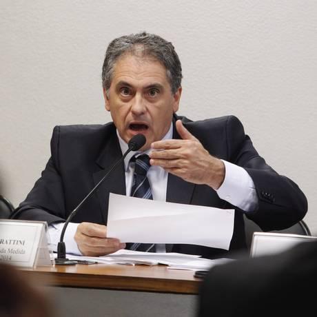 """Zarattini diz que PF age como se fosse um """"quarto poder"""" Foto: Givaldo Barbosa/5-5-2015"""