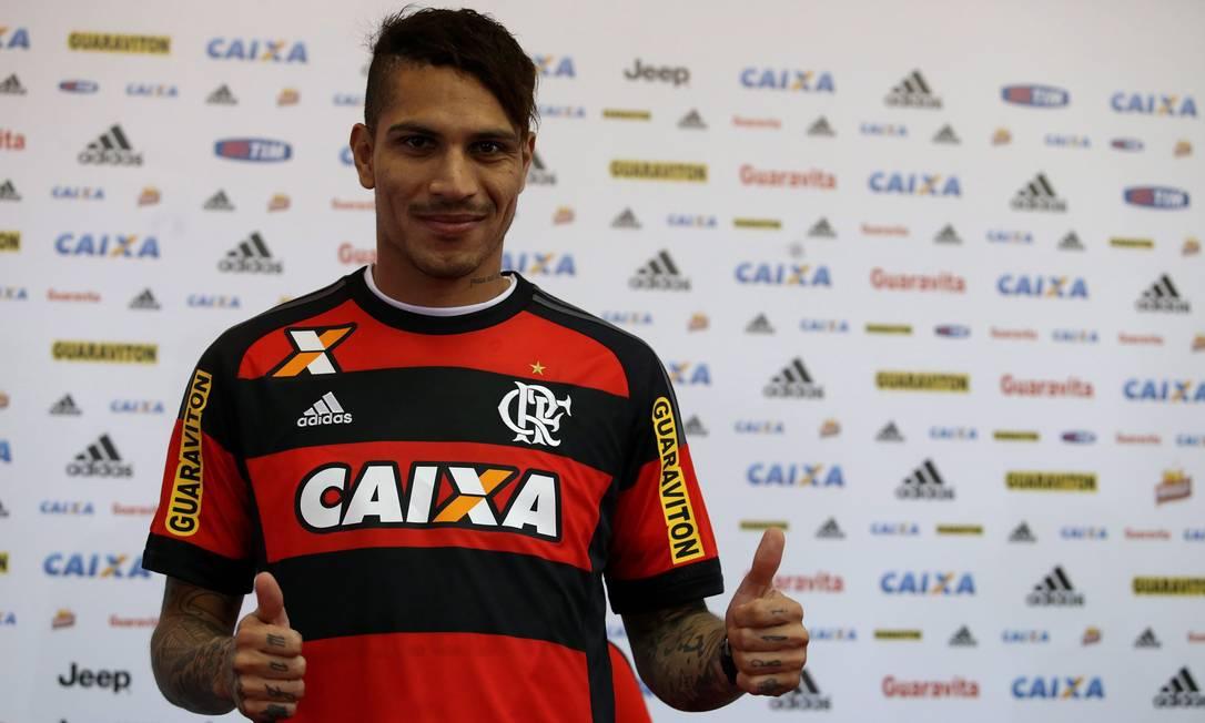 'Vou dar tudo de mim para a gente melhorar', disse o atacante Rafael Moraes / Extra