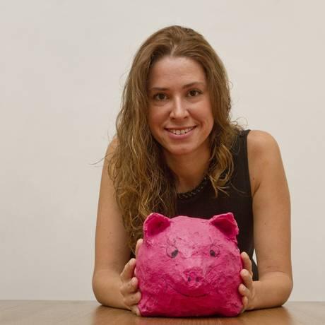 Para Camila, ricos e pobres lidam mal com o dinheiro Foto: Agência O Globo / Bia Guedes