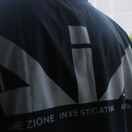 Operação foi conduzida pela Divisão de Investigação Antimáfia (DIA) de Palermo Foto: Reprodução Internet