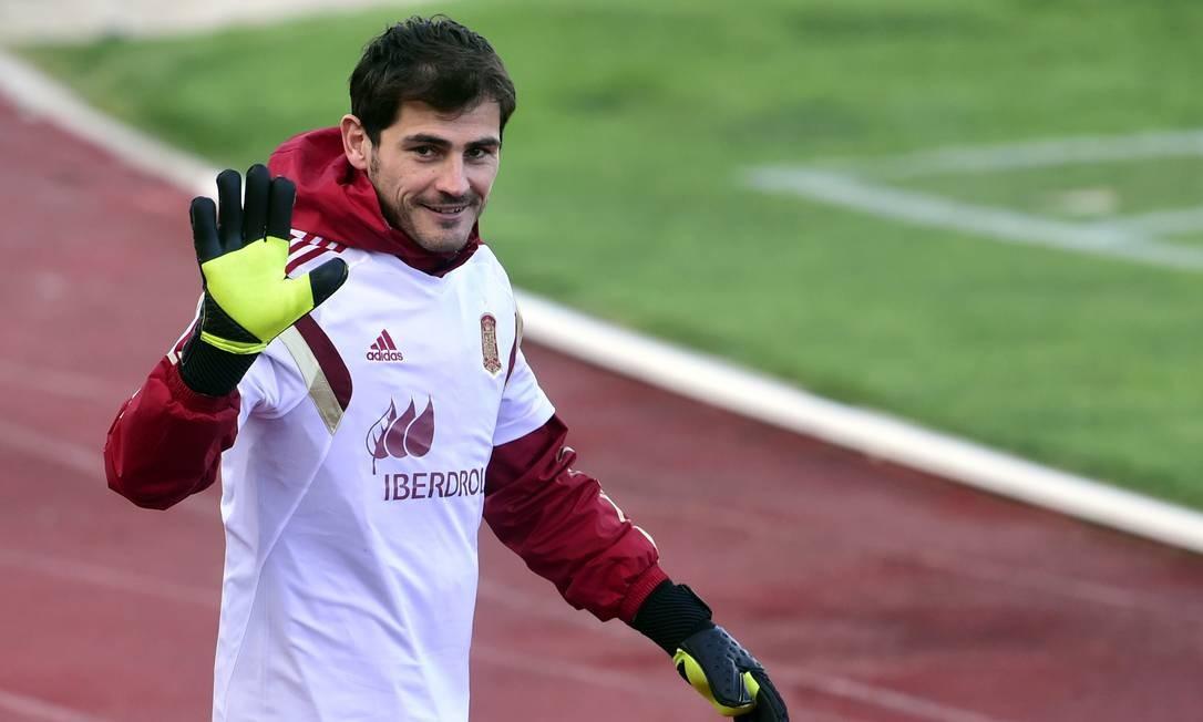 Casillas não é convocado por Lopetegui para a seleção espanhola - Jornal O  Globo c4e5909468538